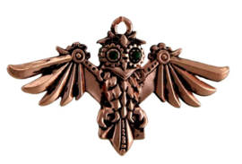 Engineerium Anne Stokes Aviamore Owl nekketting