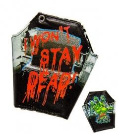 Gothic zombie portemonee - Kreepsville 666 - I won't stay dead