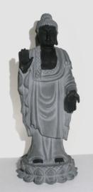 Rulai Boeddha hematiet - 11 cm hoog