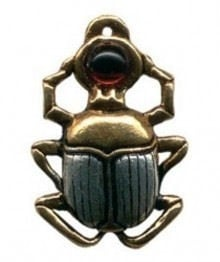 Jewels of Atum Ra - Scarab