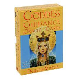 Goddess Guidance Oracle Cards - Doreen Virtue - Engelstalig - 9.5 x 13 cm