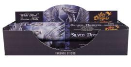 Wierookstokjes Anne Stokes - Silver Dragon - white musk