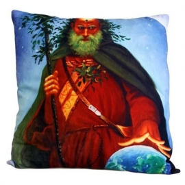 Cushion cover - 'In touch with the earth'
