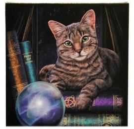 Fortune Teller - wandbord Lisa Parker - 28 x 28 cm