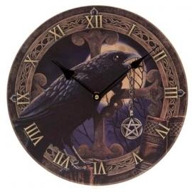 Wicca clocks