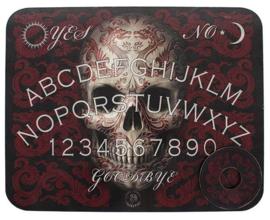 Ouija bord / Spirit bord Oriental Skull
