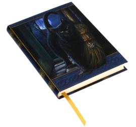 Embossed Journal A Brush With Magick (LP) 17cm - GERESERVEERD NIET KOPEN