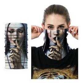 Masker bandana Gothic Non H04
