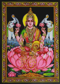 Wall tapestry Laxmi