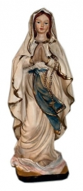 Virgin Mary Lourdes  15 cm