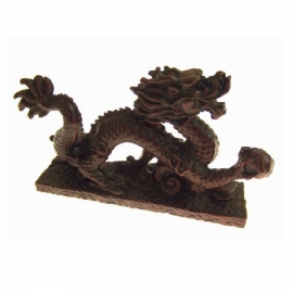 Chinese dragon figurines