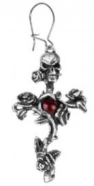 Alchemy Gothic design oorbellen