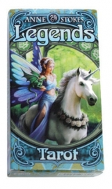 Anne Stokes Legends Tarot Kaarten
