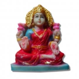 Resin beeld Lakshmi klein