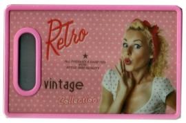 Retro snijbord / boterhambord Retro Vintage - 16 x 25 cm
