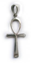 925 zilveren kettinghanger Egyptische Ankh
