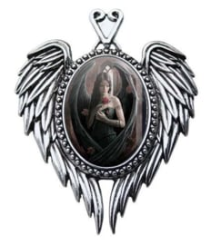 Anne Stokes cameo's halskettingen