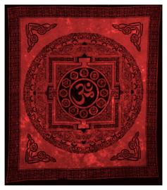 Bedspreien Mandala dessins