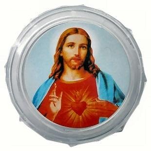 Rozenkransdoosje Christus