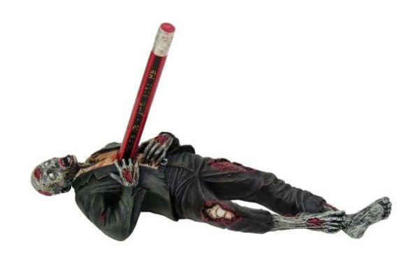 Zombie Reckoning Potloodhouder 18 cm lang
