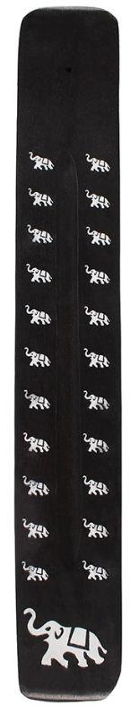 Wierook asvanger zwart 26 cm lang Olifant