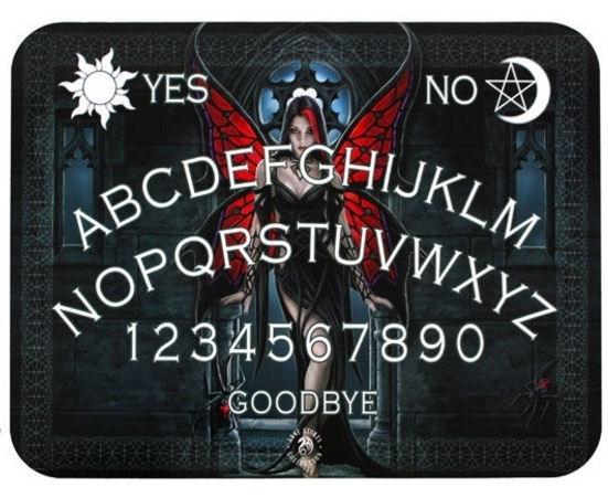 Ouija board Aracnafaria