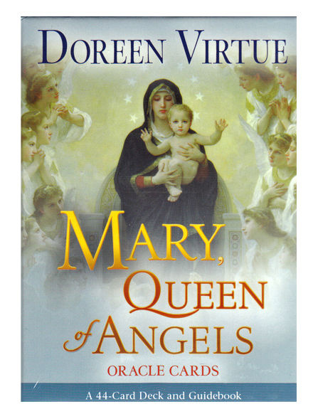 Mary Queen of Angels Orakelkaarten Doreen Virtue