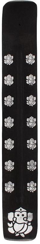 Wierook asvanger zwart 26 cm lang Ganesh