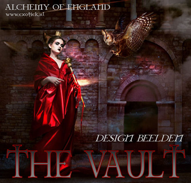 alchemy of england design beelden the vault tovenares met uil voor gothic deur.jpg
