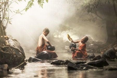 boeddhist monikken fotograaf Sasin Tipchai.jpg