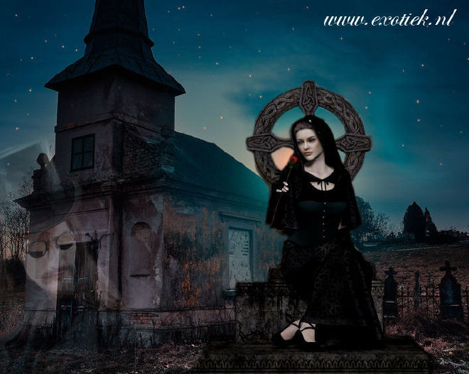 celtic widow by old church met spook.jpg