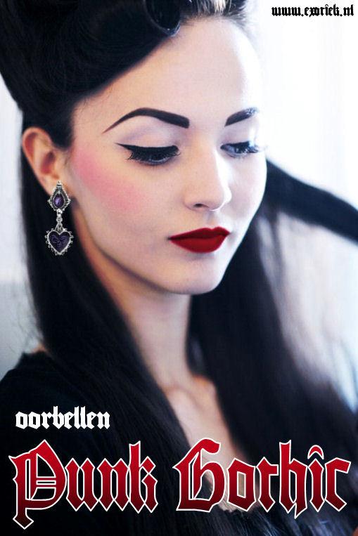 meisje punk gothic oorbellen 3.jpg
