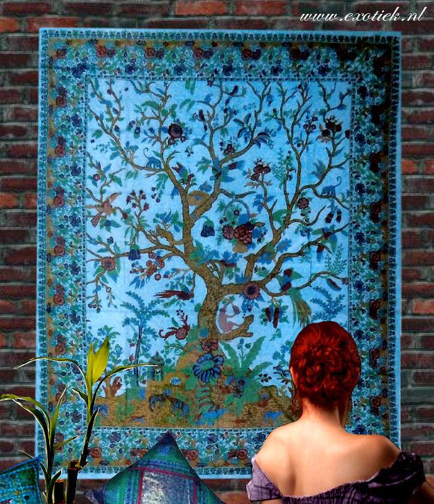 meisje rode haren levensboom doek 3.jpg