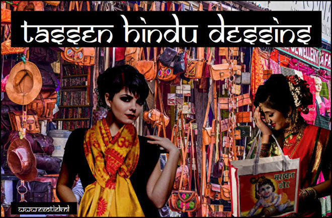tassen hindu dessins bollywood bags shoppers totes .jpg
