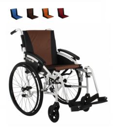 Stoere lichtgewicht rolstoel, G-Logic