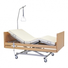 Extra breed hoog/laag bed Magda, 120 x 200 cm
