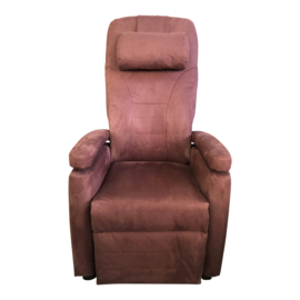 Tweedehands bruine sta-op stoel van Fitform, Vario 570 - STR-1392