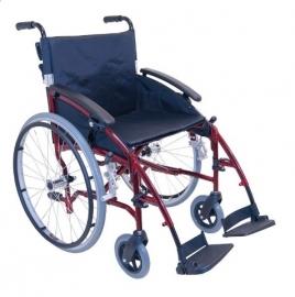 Lichtgewicht (13,4 kg) rolstoel D-Lite Deluxe - 900800300