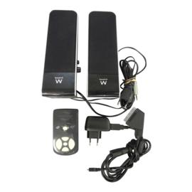 Tweedehands Komfox Innovision incl. speakerset - 1677350
