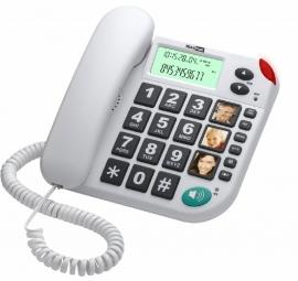 Huis telefoon met grote toetsen voor slechtzienden - 572007