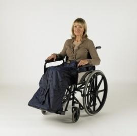 Beenzak voor rolstoel - Splash Wheely Cosy