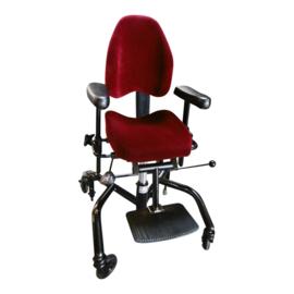 Tweedehands kindertrippelstoel met werktafel - 16798072-B
