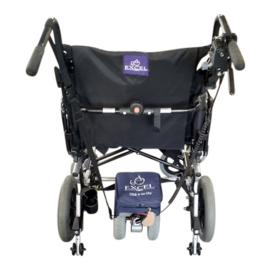 Tweedehands duwondersteuning rolstoel, Excel Click & Go - 16804080