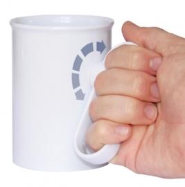 Drinkbeker HandSteady voor mensen met Parkinson