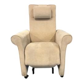 Tweedehands sta-op stoel van Well-Fair met elektrische lendesteun - 16810095