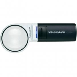Loep met LED-verlichting, de loep met LED-verlichting 35 mm 28,0D Mobilux van Eschenbach - 15115