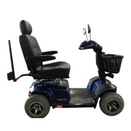 Tweedehands 4-wiel scootmobiel Pride Elegance Plus, blauw - 1678304