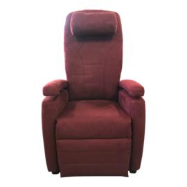 Tweedehands rode sta-op stoel van Fitform, Vario 570 - STR-1391