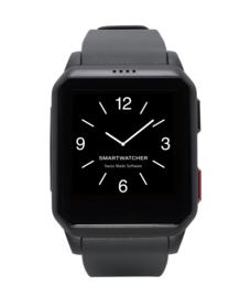 Horloge met alarmknop met GPS voor Alzheimer, Dementie - SmartWatcher MOTION
