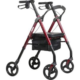 Lichtgewicht  rollator voor kleinere mensen, Litewalk II